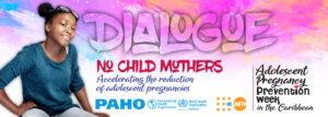 Adolescent Pregnancy Prevention-Caribbean digital banner-dialogue