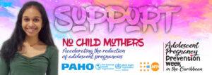 Adolescent Pregnancy Prevention-Caribbean digital banner-support2