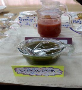 Calloo Drink
