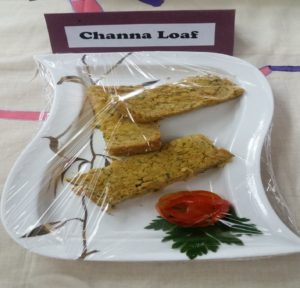 Channa cake