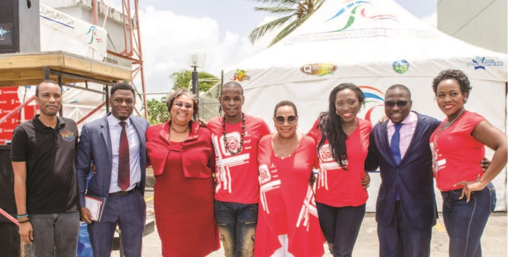 Scotiabank and LIVE UP: The Caribbean Media Alliance reflect